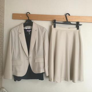 アオヤマ(青山)の新品女性スーツセット(スーツ)