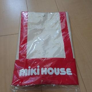 mikihouse - ミキハウス☆ノベルティー トートバッグ