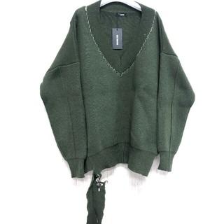 ラフシモンズ(RAF SIMONS)のRAF SIMONS 18SS セーター(ニット/セーター)