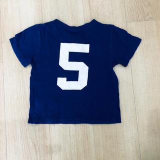 プティマイン(petit main)のプティマイン Tシャツ 男の子(Tシャツ/カットソー)