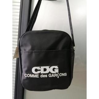 コムデギャルソン(COMME des GARCONS)の人気!コムデギャルソンCDG エアライン ショルダーバッグ 黒(ショルダーバッグ)