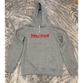 マーモット(MARMOT)のMarmot  パーカー  グレー M(パーカー)