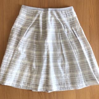 アンタイトル(UNTITLED)のUNTITLED アンタイトル スカート(ひざ丈スカート)