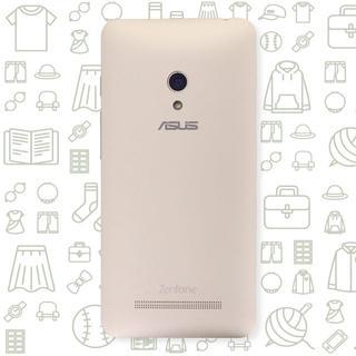 エイスース(ASUS)の【B】ZenFone5/ASUS_T00P/16/SIMフリー(スマートフォン本体)