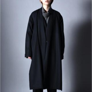 ヨウジヤマモト(Yohji Yamamoto)のKa na ta 2016coat 19fw black(ノーカラージャケット)