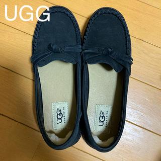 アグ(UGG)のUGG(スリッポン/モカシン)
