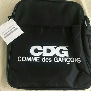 コムデギャルソン(COMME des GARCONS)の新品タグ付き コムデギャルソン cdg エアラインバッグ ショルダーバッグ(ショルダーバッグ)