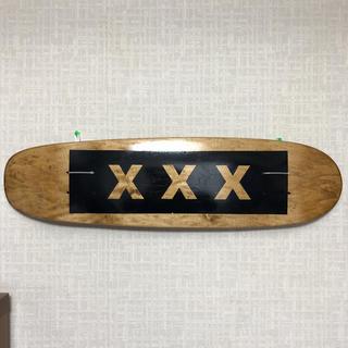 【限定品】god selection xxx  ゴッドセレクション ボード (スケートボード)