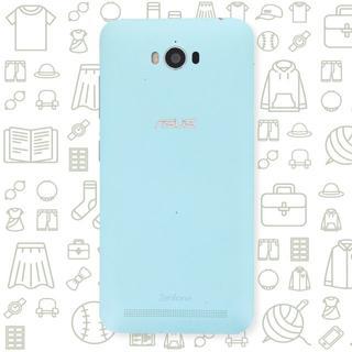 エイスース(ASUS)の【B】ZenFoneMax/ASUS_Z010DB/16/ソフトバンク(スマートフォン本体)