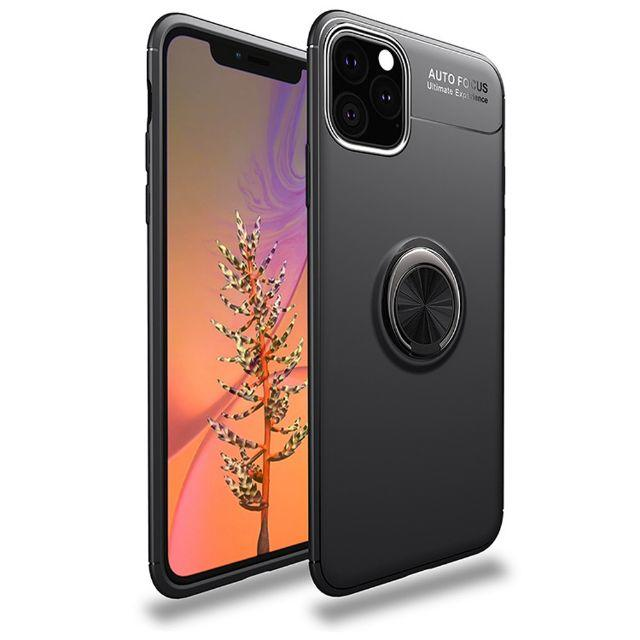 supreme iPhone 11 Pro ケース おしゃれ | バンカーリング iPhone 11 Pro MAX ケース ブラック 送料無料の通販 by まつ's shop|ラクマ