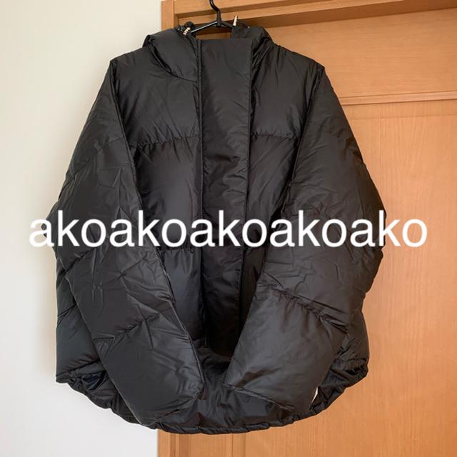 GRL(グレイル)のGRLビッグシルエットエコダウンジャケット レディースのジャケット/アウター(ダウンジャケット)の商品写真