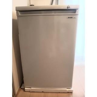 SHARP - SHARP 冷凍庫 86L 2019年製