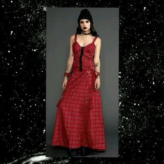 トリップニューヨークシティ(Tripp NYC)のTRIPP NYC パンクハーネスドレス(ロングワンピース/マキシワンピース)