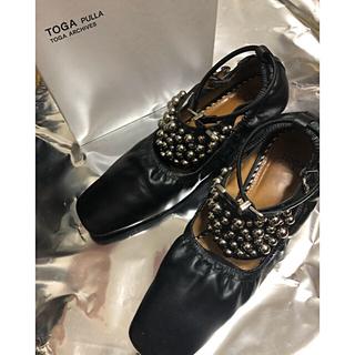 トーガ(TOGA)のTOGA PULLA shoes 期間限定で下記金額にお値下げします🙇♀️(ローファー/革靴)