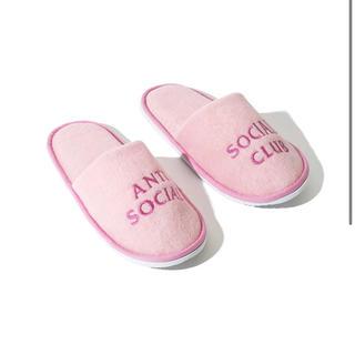 アンチ(ANTI)のASSC No Shoes Pink(その他)
