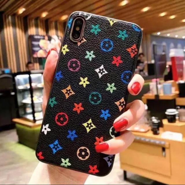 iphone ケース ヴィトン 本物 - 大人気ケース♡インスタ iPhoneケース iPhone11 ブラックの通販 by 売り切りたいので、どんどん買ってください(^^)|ラクマ