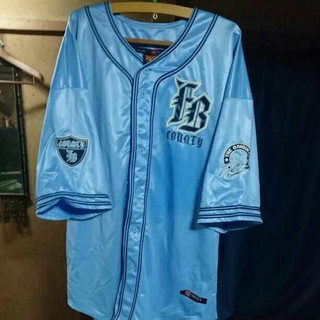 エフビーカウンティ(FB COUNTY)のFB COUNTY ベースボールシャツ 半袖 チカーノローライダー ギャングスタ(シャツ)