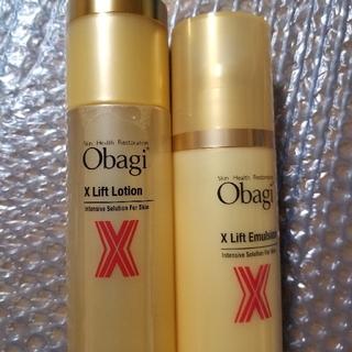 オバジ(Obagi)のObagi X リフトローション とリフトエマルジョン(化粧水/ローション)