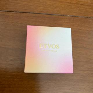 エトヴォス(ETVOS)のエトヴォス 日焼け止めボディパウダー(日焼け止め/サンオイル)