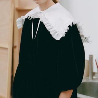 ドゥロワー(Drawer)のCecilie Bahnsen セシリーバンセン セーラーつけ襟(つけ襟)
