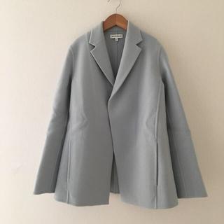 マディソンブルー(MADISONBLUE)の美品 マディソンブルー  ジャケット 水色 ブルー ペールブルー (テーラードジャケット)