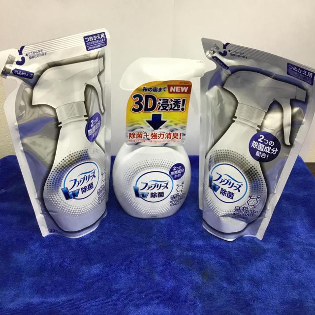 使い捨てマスク人気,P&G-ファブリーズアルコール除菌w除菌詰め替えセットの通販
