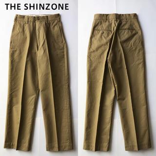 Shinzone - THE SHINZONE ザシンゾーン ハイウエストチノ チノパン 34
