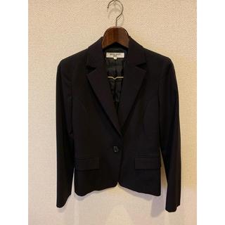 NATURAL BEAUTY BASIC - NATURAL BEAUTY BASIC☆スーツ☆ジャケット☆黒☆ブラック