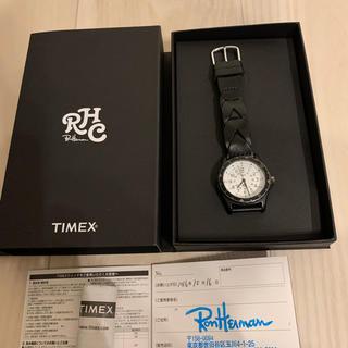 ロンハーマン(Ron Herman)のRHC Ron Herman×TIMEX★(腕時計(アナログ))