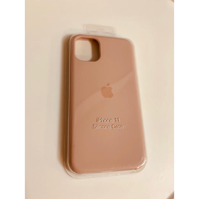 iphone 11 pro max カバー ルイヴィトン / iPhone11 純正品 シリコンケース ピンクサンド 新品未開封の通販 by SUMAHO|ラクマ