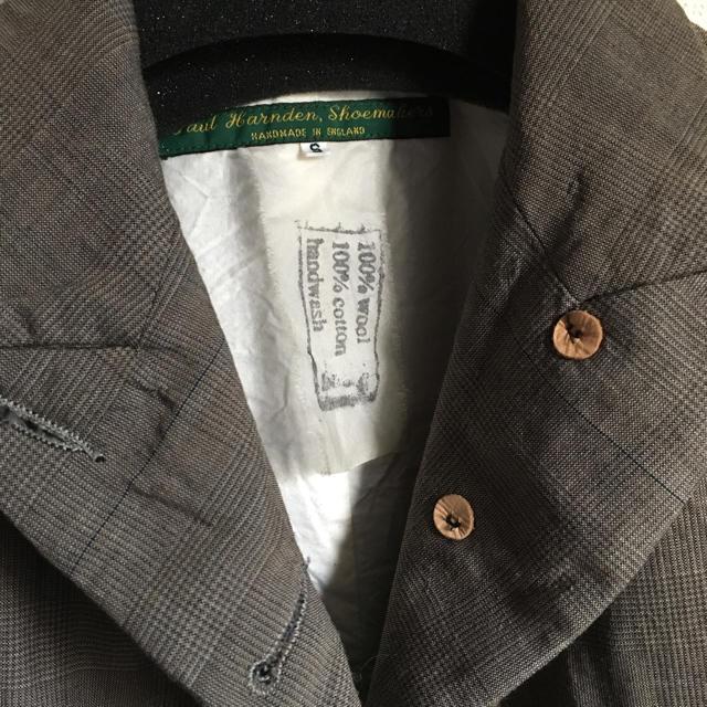 Paul Harnden(ポールハーデン)のポールハーデン テーラードジャケット レディースのジャケット/アウター(テーラードジャケット)の商品写真