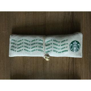 スターバックスコーヒー(Starbucks Coffee)のスタバ 海外 ペンケース・メイク入れ等 ポーチ ☆りえこ様専用☆(日用品/生活雑貨)