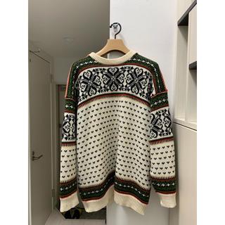 サカイ(sacai)の古着 セーター(ニット/セーター)
