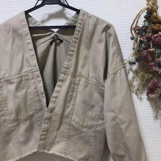 Kastane - kastane ショート丈ジャケット