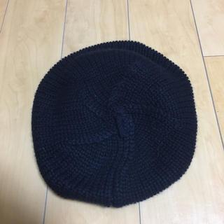 マーガレットハウエル(MARGARET HOWELL)のMARGARET HOWELL ベレー帽(ハンチング/ベレー帽)