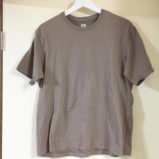 ユニクロ(UNIQLO)のUNIQLO コットンTシャツ(Tシャツ(半袖/袖なし))
