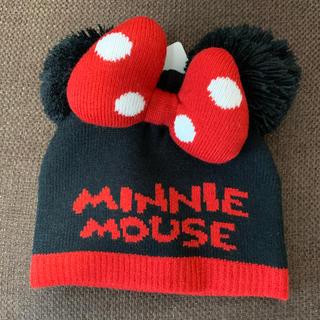 ディズニー(Disney)のミニー ニット帽(帽子)