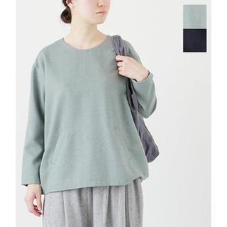 ドゥルカマラ(Dulcamara)のDulcamaraドゥルカマラ よそいきバルーンTシャツ(Tシャツ(長袖/七分))