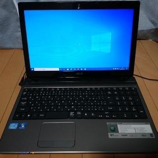 エイサー(Acer)のacer Aspire5750 ノートPC(ノートPC)