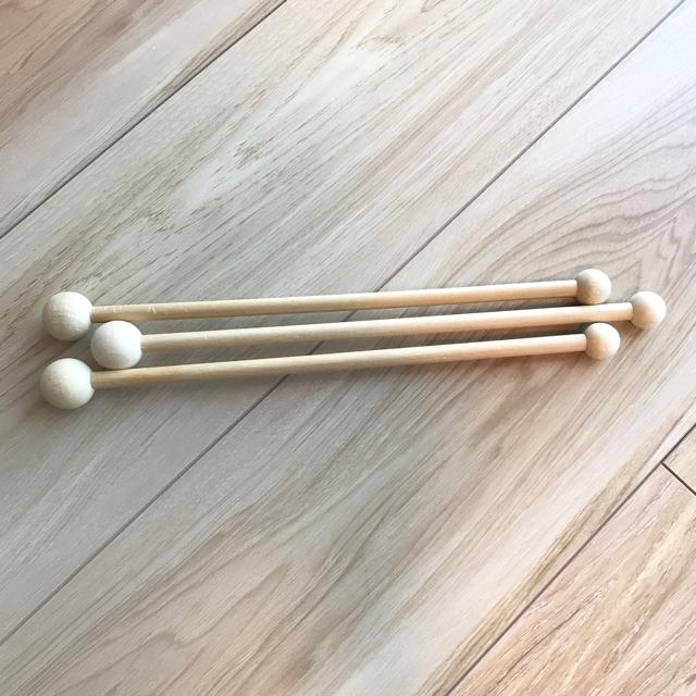 BorneLund(ボーネルンド)のボーネルンド パレットシロフォン 木琴 キッズ/ベビー/マタニティのおもちゃ(楽器のおもちゃ)の商品写真