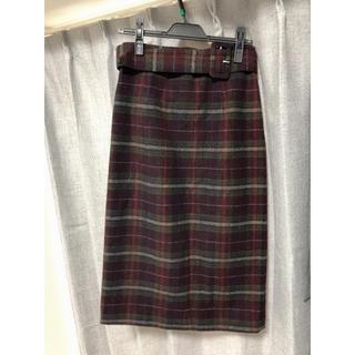 オペーク(OPAQUE)のタイトスカート(ひざ丈スカート)