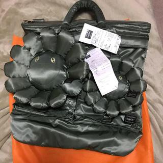 ポーター(PORTER)の国内正規自身購入 Porter X 村上隆 ヘルメットバッグ(トートバッグ)