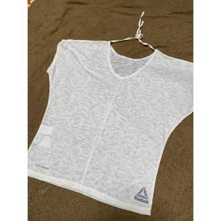 リーボック(Reebok)のリーボックカットソー(Tシャツ(半袖/袖なし))