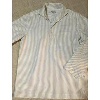 フレディアンドグロスター(FREDY & GLOSTER)のGLOSTER プルオーバーシャツ ストライプ(シャツ)