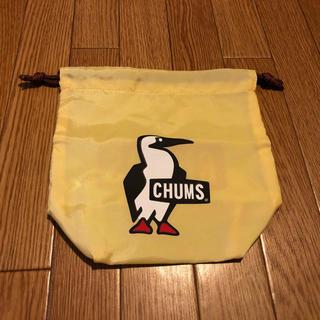 チャムス(CHUMS)のCHUMS. 巾着(ポーチ)