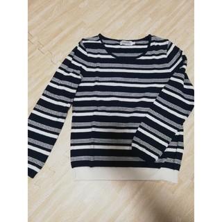 アンタイトル(UNTITLED)の春物 セーター 美品(ニット/セーター)