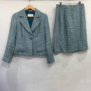 マックスマーラ(Max Mara)のMaxMara マックスマーラ 白タグ セットアップ スカート ジャケット(スーツ)