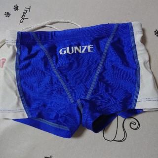 グンゼ(GUNZE)のGUNZE スイミング 水着 100 男児(水着)