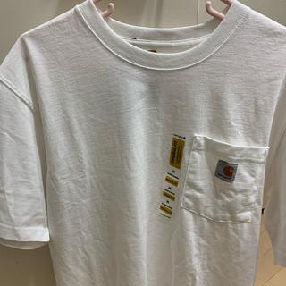 カーハート(carhartt)のCarhartt カーハート Tシャツ 白 M(Tシャツ/カットソー(半袖/袖なし))