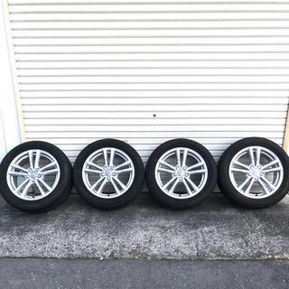 アウディ(AUDI)のアウディQ3純正アルミ+ブリジストンDUELER H/P sports(タイヤ・ホイールセット)